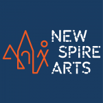 new spire arts logo