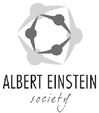 Albert Einstein Society Logo Option 2