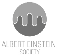 Albert Einstein Society Logo Option 1