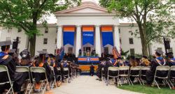 gettysburg college graduation