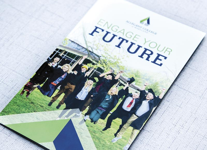 Allegany College of Maryland booklet 3