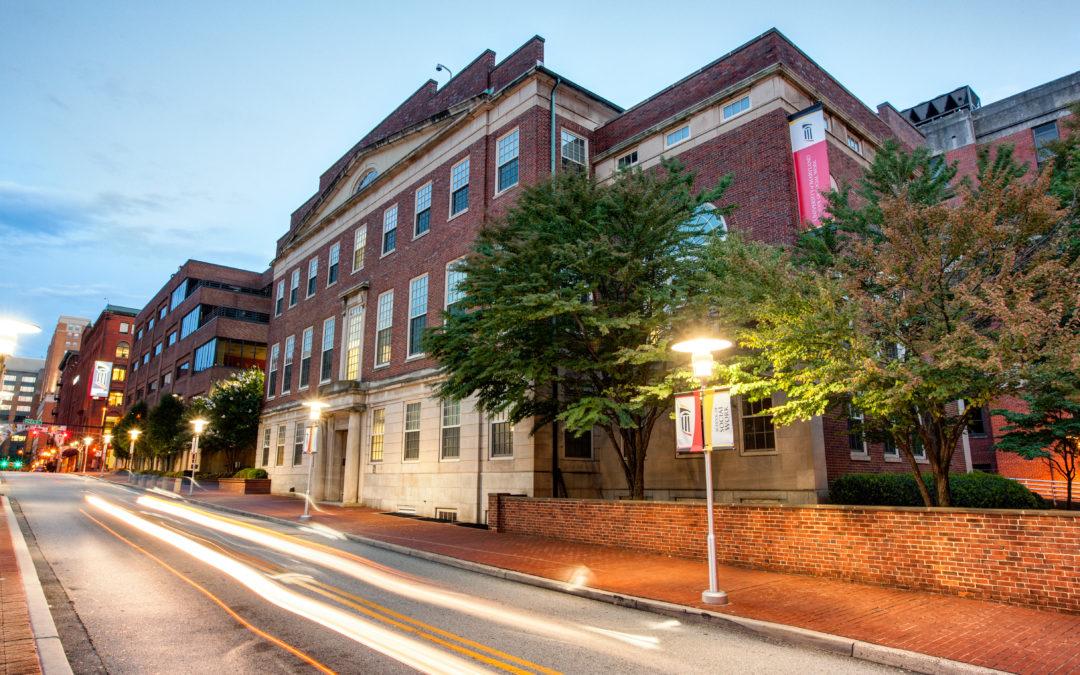 University of Maryland, Baltimore Case Statements