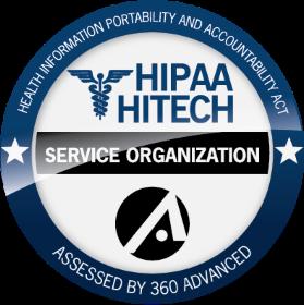 HIPAA HITECH logo