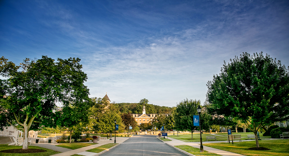 Mount St. Mary's Campus
