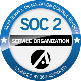 SOC 2 compliant logo