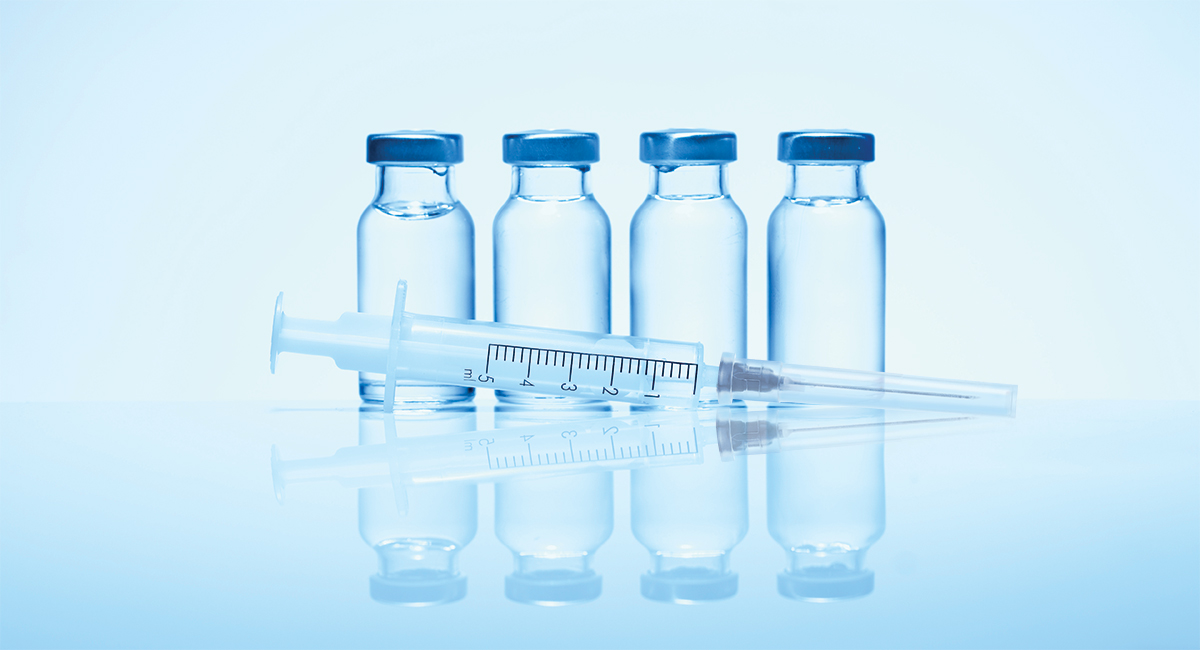ashp syringe and bottles