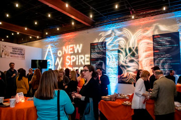 Graphcom Celebrates the Grand Opening of New Spire Arts