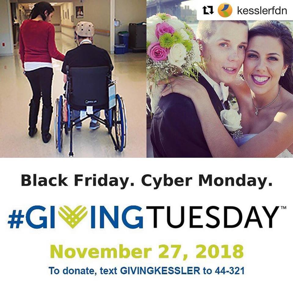 kessler foundation giving tuesday