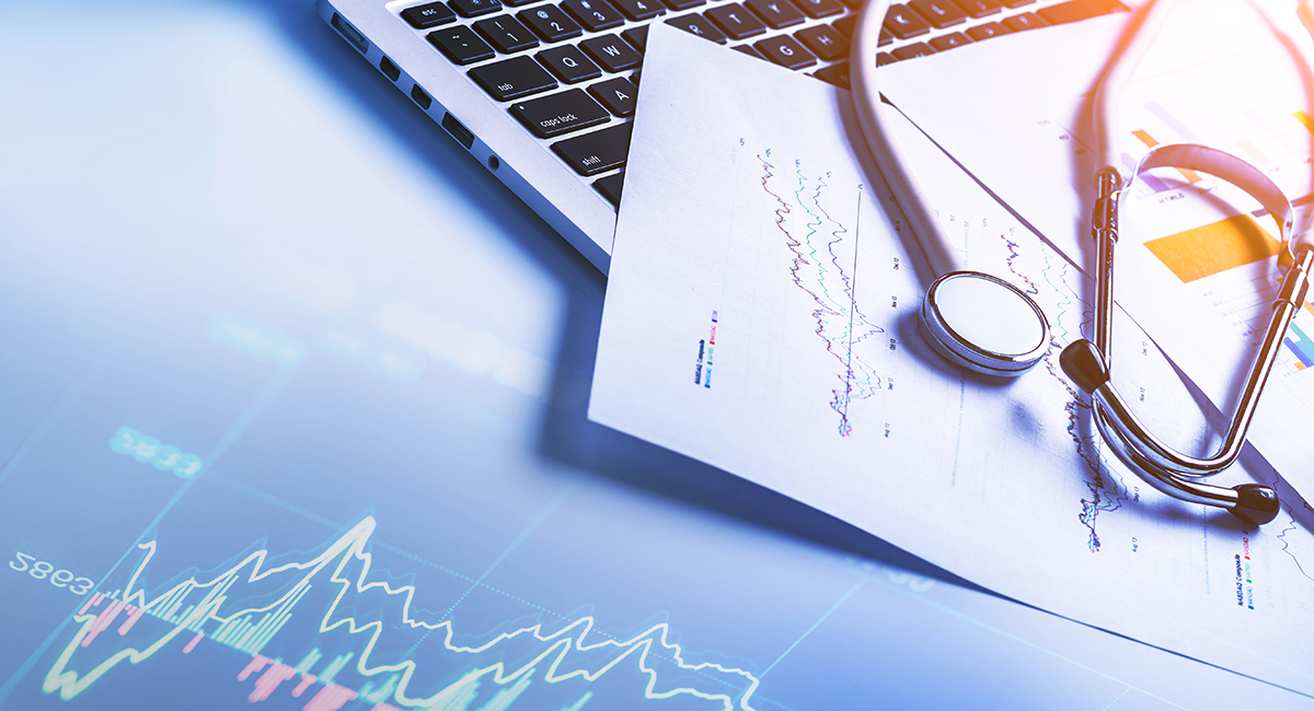 healthcare reporting and marketing