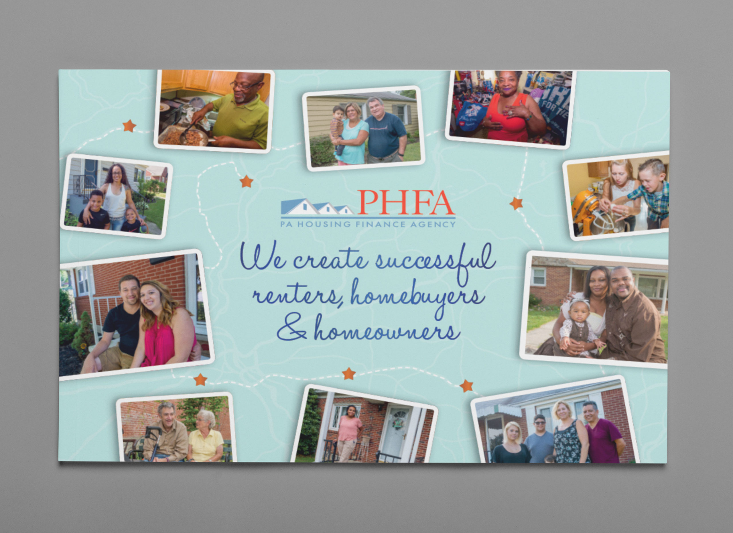 cover of phfa annual report