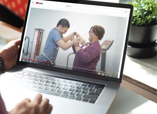 MWPH rehabilitation program video