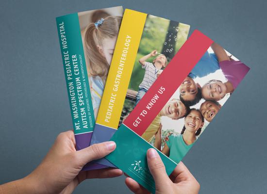 MWPH's branded brochures