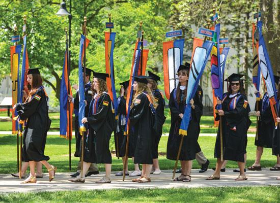 Gettysburg College graduates