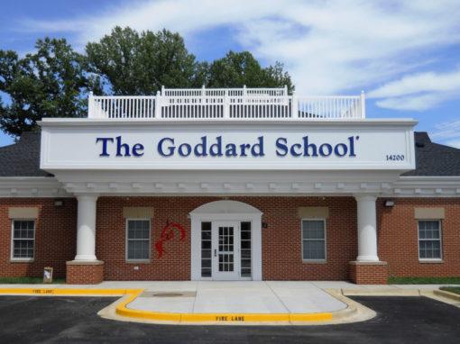 The Goddard School Channel Letters