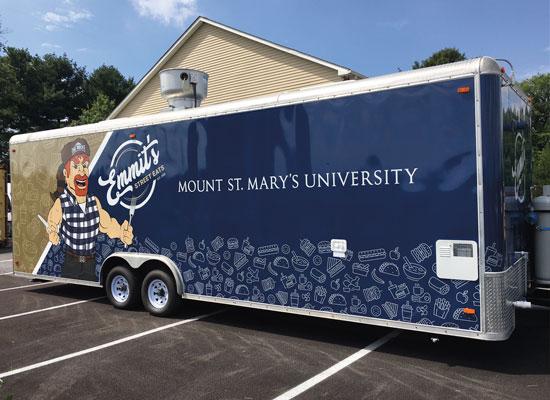 MSMU emmet food truck
