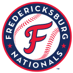 fredericksburg nationals baseball logo