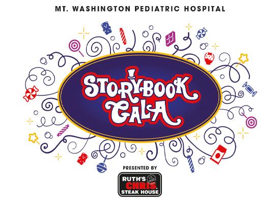 Storybook Gala logo