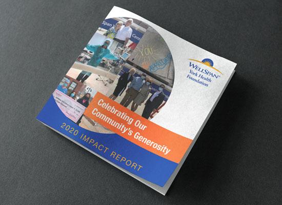 wellspan impact report cover